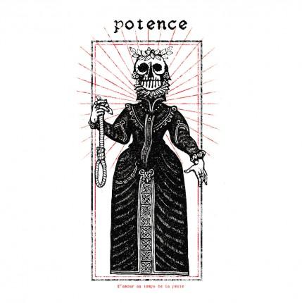 Potence - L'Amour Au Temps De La Peste LP