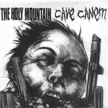 The Holy Mountain / Cave Canem - Split EP lim. Edition