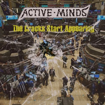 Active Minds - The Cracks Start Appearing LP