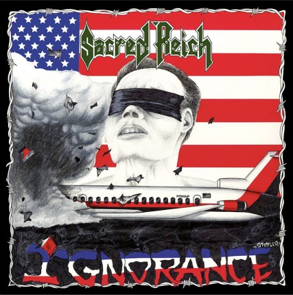 Sacred Reich - Ignorance LP (ltd. 300)