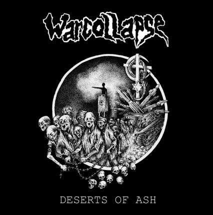 Warcollapse - Deserts Of Ash LP