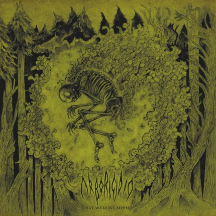 Arboricidio - What we leave behind LP (2.Version)