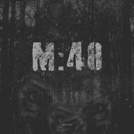 M:40 - Arvsynd CD