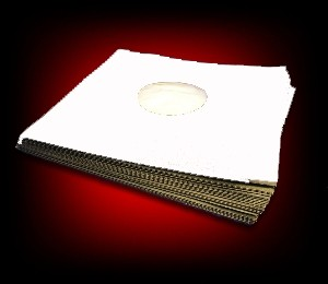LP - Inner Sleeves White (10 pieces)