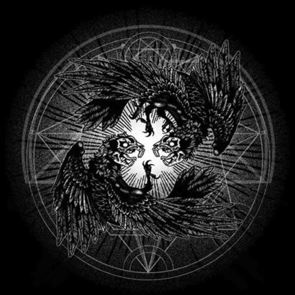 Cult Of Occult / Grim Van Doom - Split LP