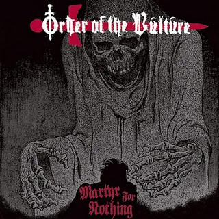 Order Of The Vulture - Martyr for Nothing EP