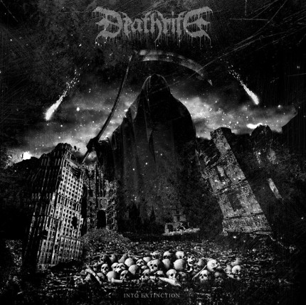 Deathrite - Into Extinction LP