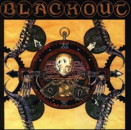 Blackout - Stop The Clock LP