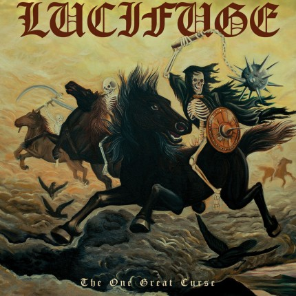 Lucifuge - The One Great Curse LP