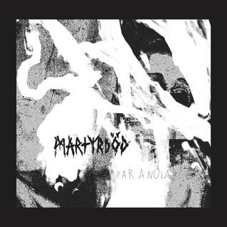 Martydöd - Paranoia CD