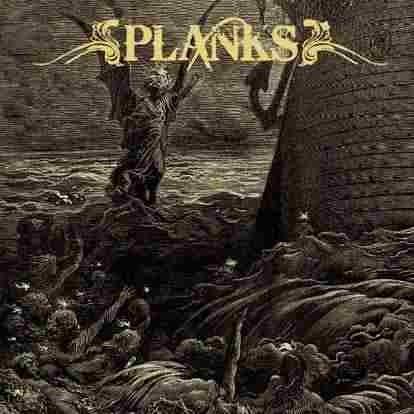 Planks - s/t LP
