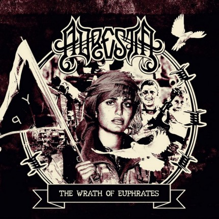 Adrestia - The Wrath Of Euphrates LP