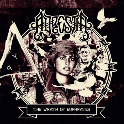 Adrestia - The Wrath Of Euphrates LP