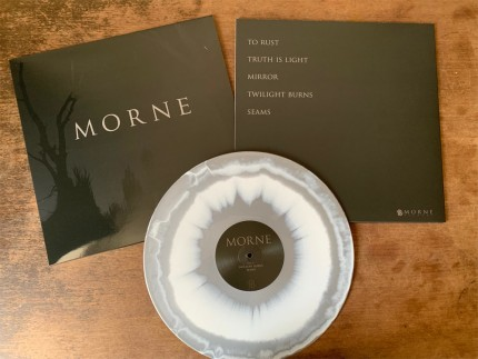 Morne - Rust LP (2. Versions)