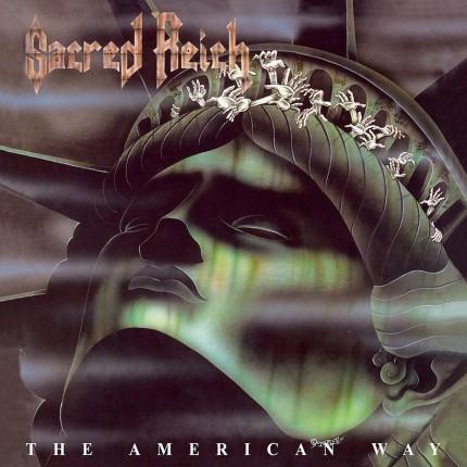 Sacred Reich - The American Way LP (ltd. 300)