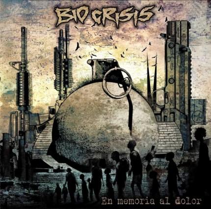 Bio Crisis - En Memoria Al Dolor LP
