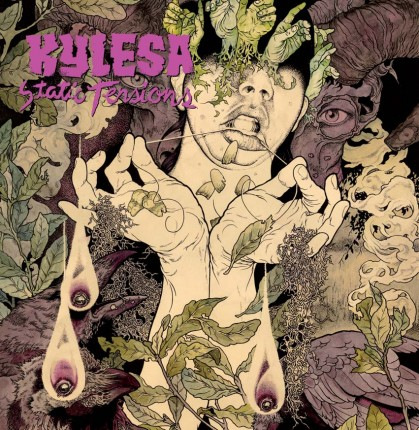 Kylesa - Static Tension LP