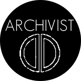 Archivist - Button