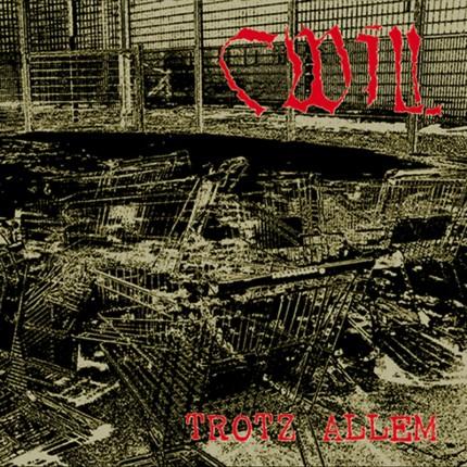 Cwill - Trotz Allem LP