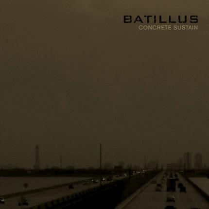 Batillus - Concrete Sustain LP