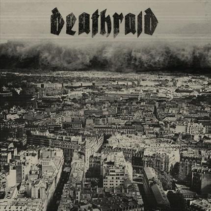 Deathraid - The Year The Earth Struck Back LP