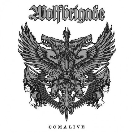 Wolfbrigade - Comalive CD