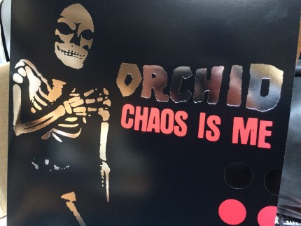Orchid - Chaos is Me LP 20th anniversary edition!