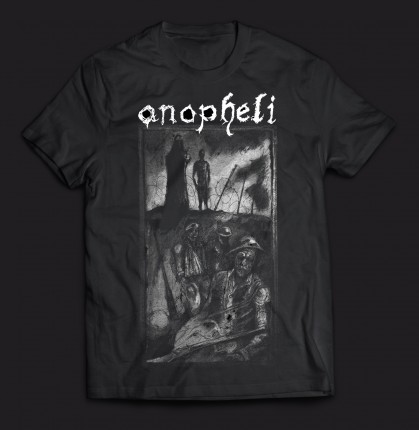 Anopheli - The Ache Of Want Shirt
