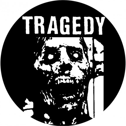 Tragedy - Zombie Button