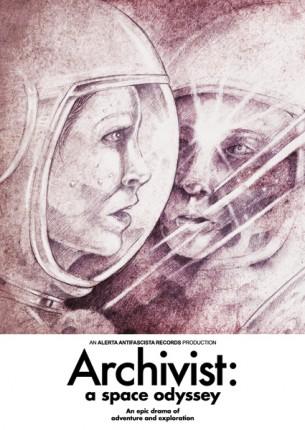 Archivist - Poster