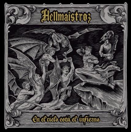 Hellmaistroz - En El Tielo El Infierno LP