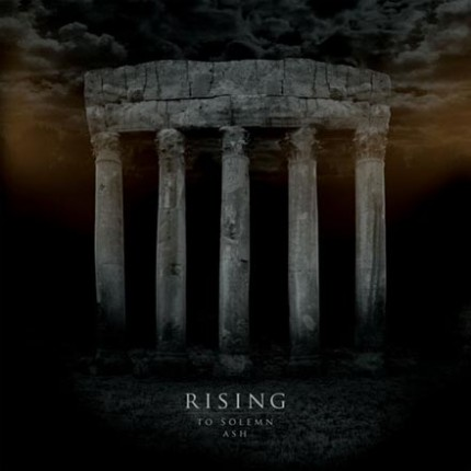 Rising - To Solemn Ash LP