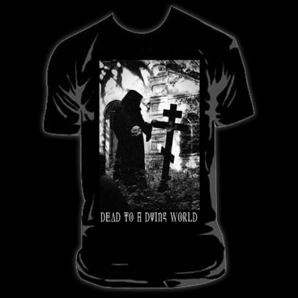 Dead To A Dying World - Graveyard Shirt (S-3XL)