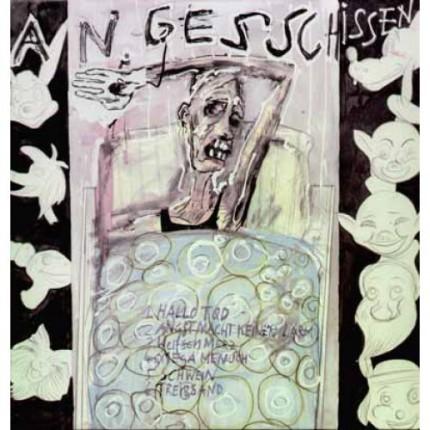 Angeschissen / Das Moor - Split LP