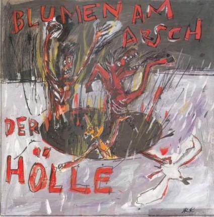 """Blumen Am Arsch Der Hölle - s/t LP+7"""""""